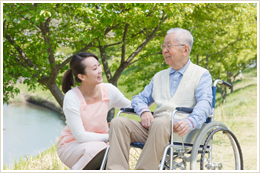Home palliative care and home-visit nursing care